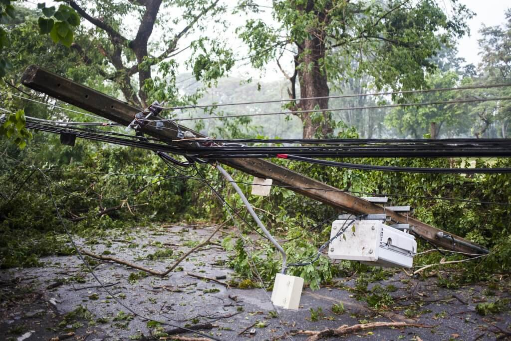 business interruption utilities