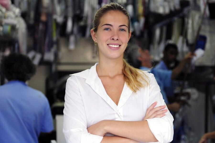 happy-drycleaner-owner